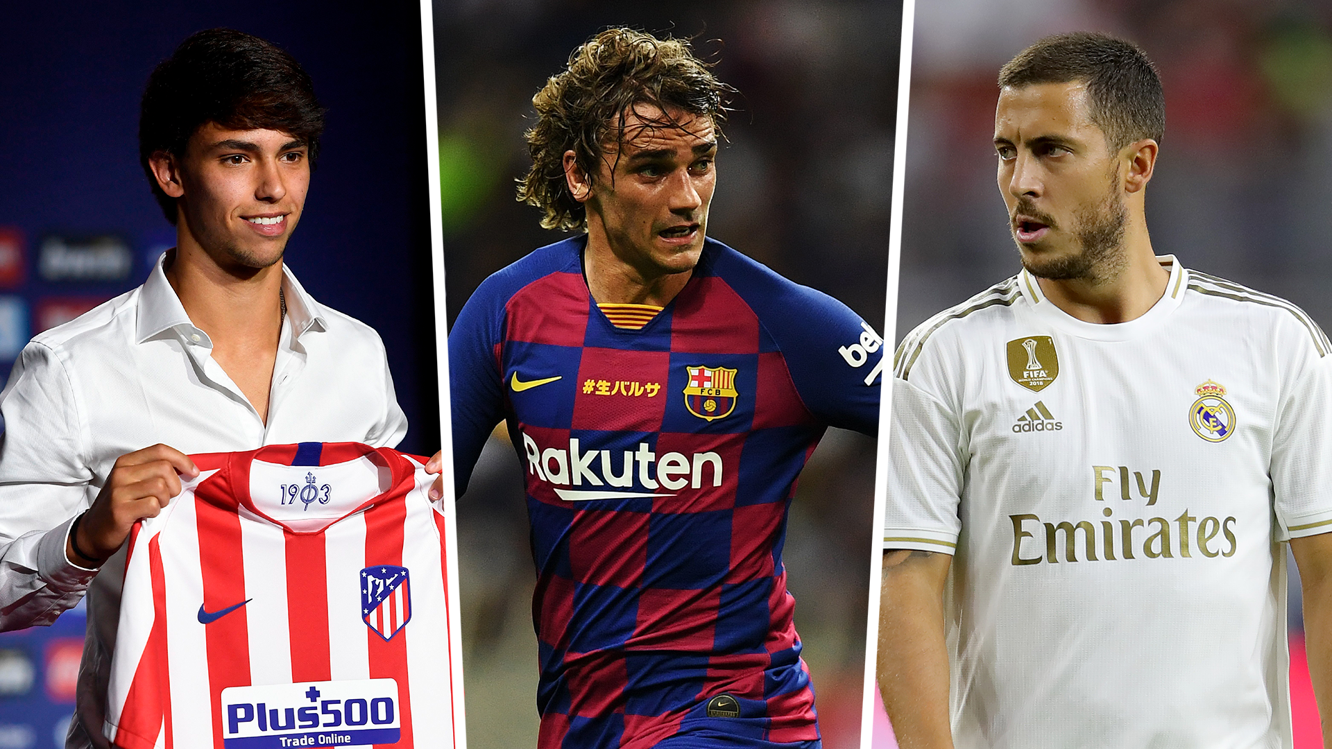 Transfer news: Real Madrid, Barcelona & La Liga's €1 billion
