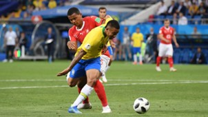Gabriel Jesus Manuel Akanji Brazil Switzerland World Cup 17062018