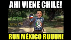 Memes México - Chile
