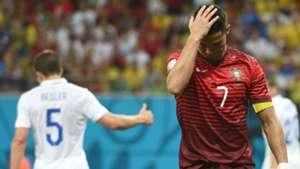 Cristiano Ronaldo Portugal World Cup 2014 USA