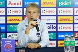 Albert Roca Bengaluru FC Indian Super League 2017-18