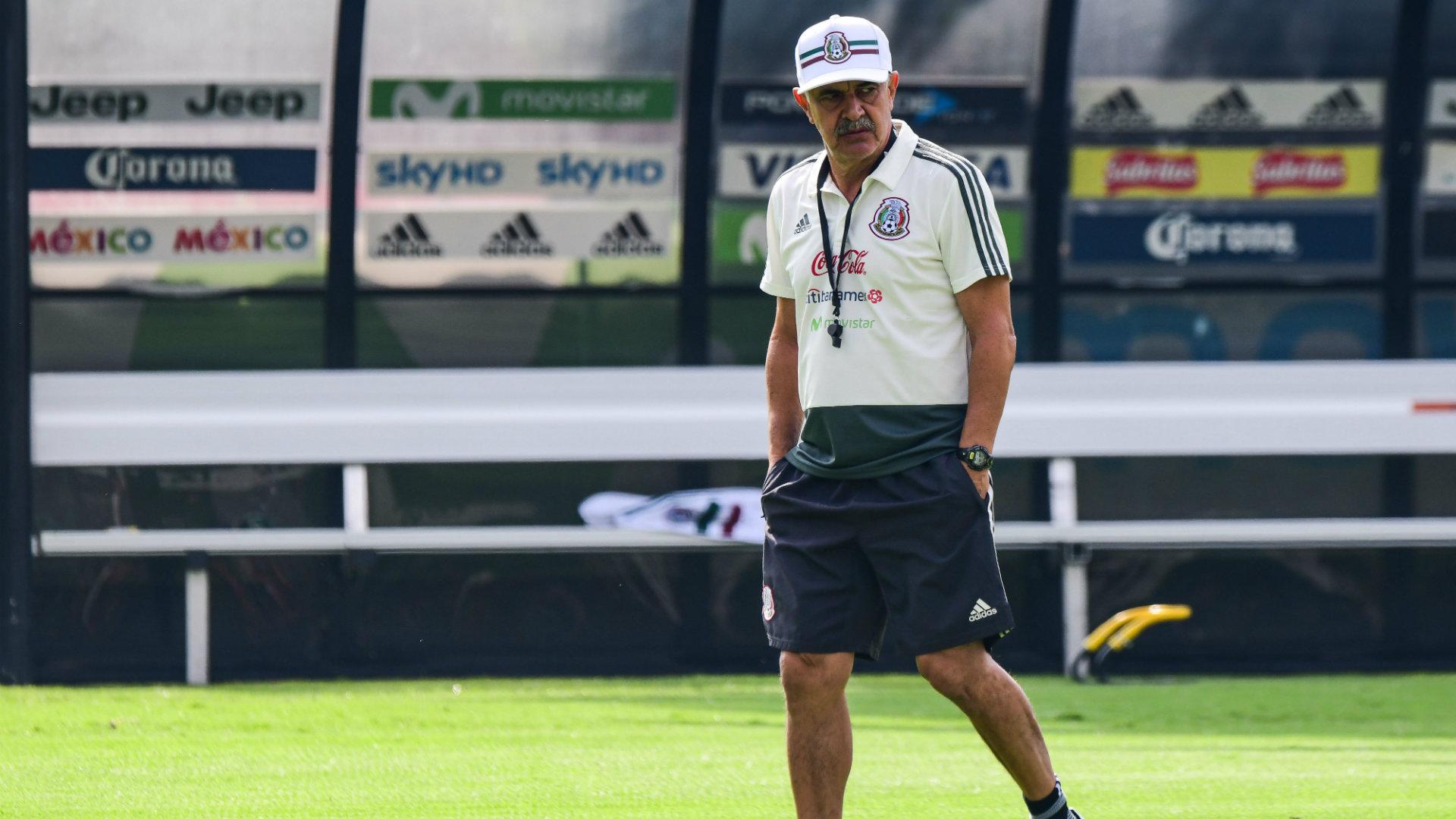 Tuca Ferretti Selección Mexicana