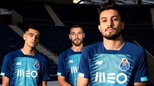 Porto - Third Jersey Kit 2018/19