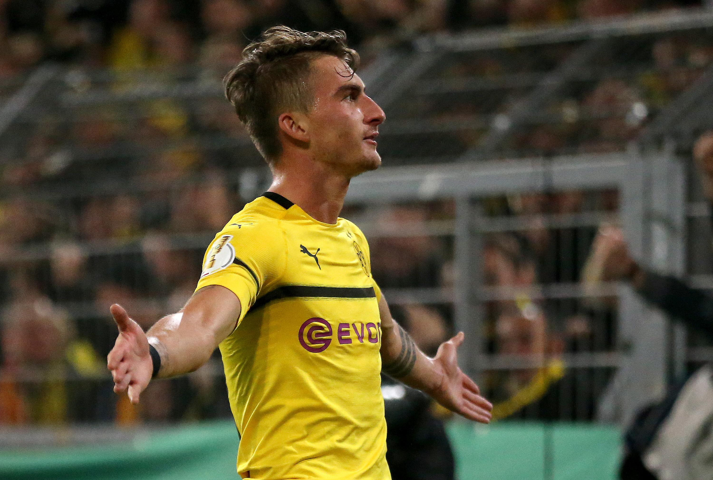 Maximilian Philipp Borussia Dortmund