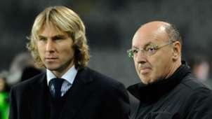 Nedved Marotta Juventus