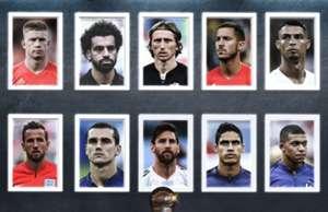 Év játékosa jelöltek FIFA