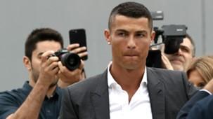 Cristiano Ronaldo Juventus 16072018