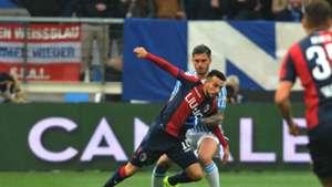 SPAL Bologna Sansone Bonifazi