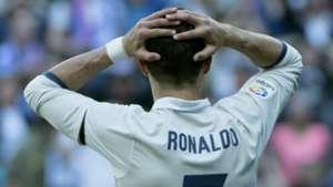Cristiano Ronaldo Real Madrid Atletico Madrid La Liga