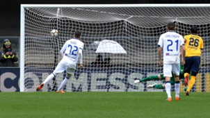 Josip Ilicic Bryan Cristante Verona Atalanta Serie A