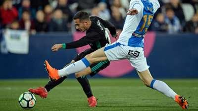 Vazquez Real Madrid Leganes