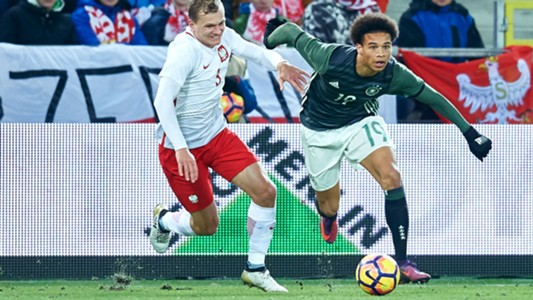 Leroy Sane Germany Under-21