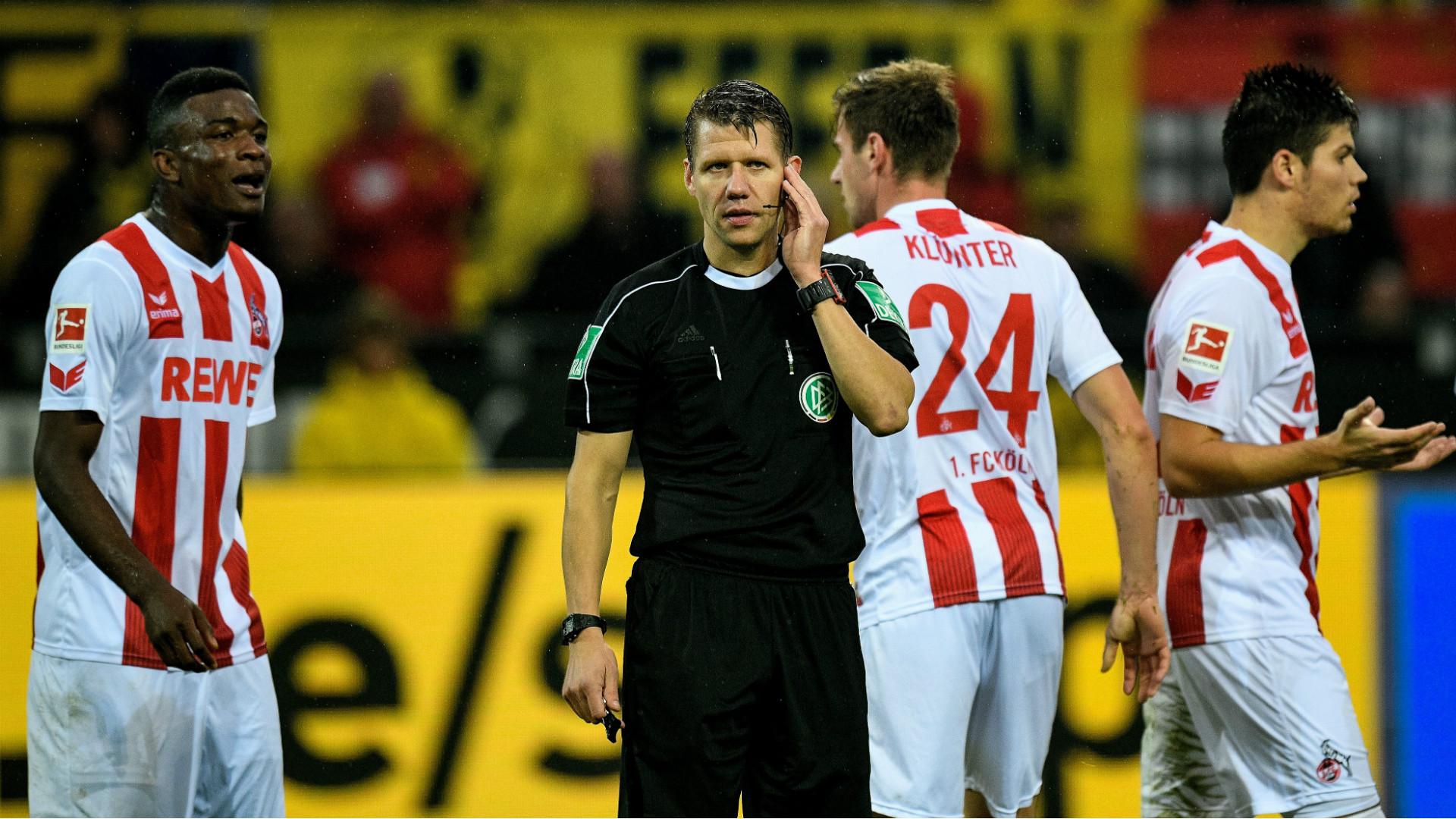 Patrick Ittrich Borussia Dortmund 1 FC Koln