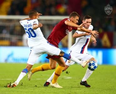 CL18/19. Roma — CSKA