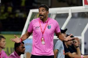 Kerala Blasters Bengaluru FC David James