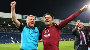 Jack Grealish Dean Smith Aston Villa Championship playoffs 2019