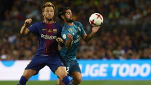 Rakitic Isco Barcelona Real Madrid Supercopa España