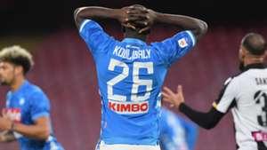 Koulibaly - Napoli Udinese