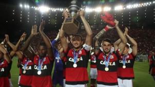 Flamengo campeao Taça Guanabara Carioca 18022018