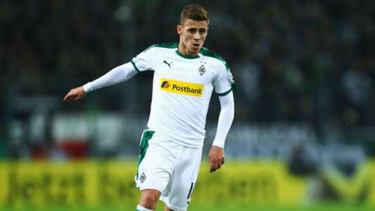 Thorgan Hazard Borussia Monchengladbach Bundesliga 2018
