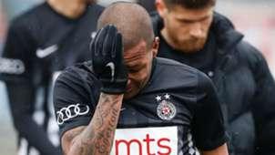 Everton Guimaraes Rad Partizan