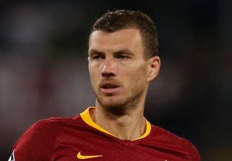 Why Dzeko won't be the answer to Madrid's striker search