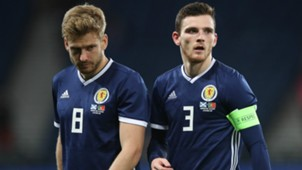 Stuart Armstrong Andy Robertson Scotland