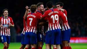 Atletico Madrid Real Sociedad 2018