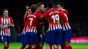 Atletico Madrid Real Sociedad 2018