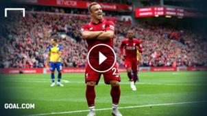 GFX Xherdan Shaqiri Liverpool Premier League