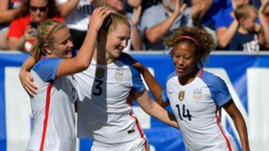Samantha Mewis U.S. women's national team