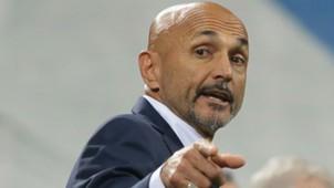 Luciano Spalletti Inter Milan Serie A
