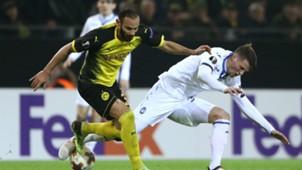 Ömer Toprak Borussia Dortmund Atalanta Bergamo 14022018
