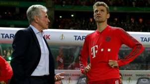 Thomas Müller Jupp Heynckes FC Bayern Eintracht Frankfurt