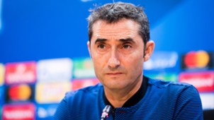 Ernesto Valverde FC Barcelona 11092017