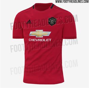 Manchester United uniforme kit 2019 2020