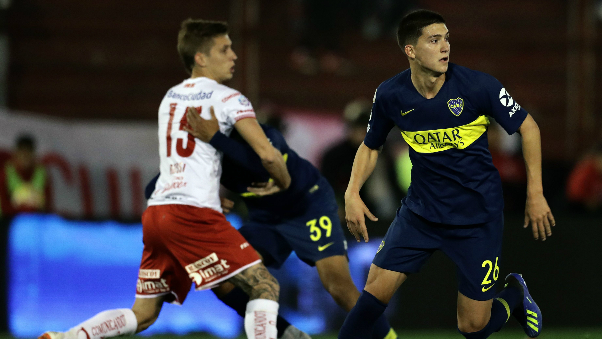 Leonardo Balerdi Boca