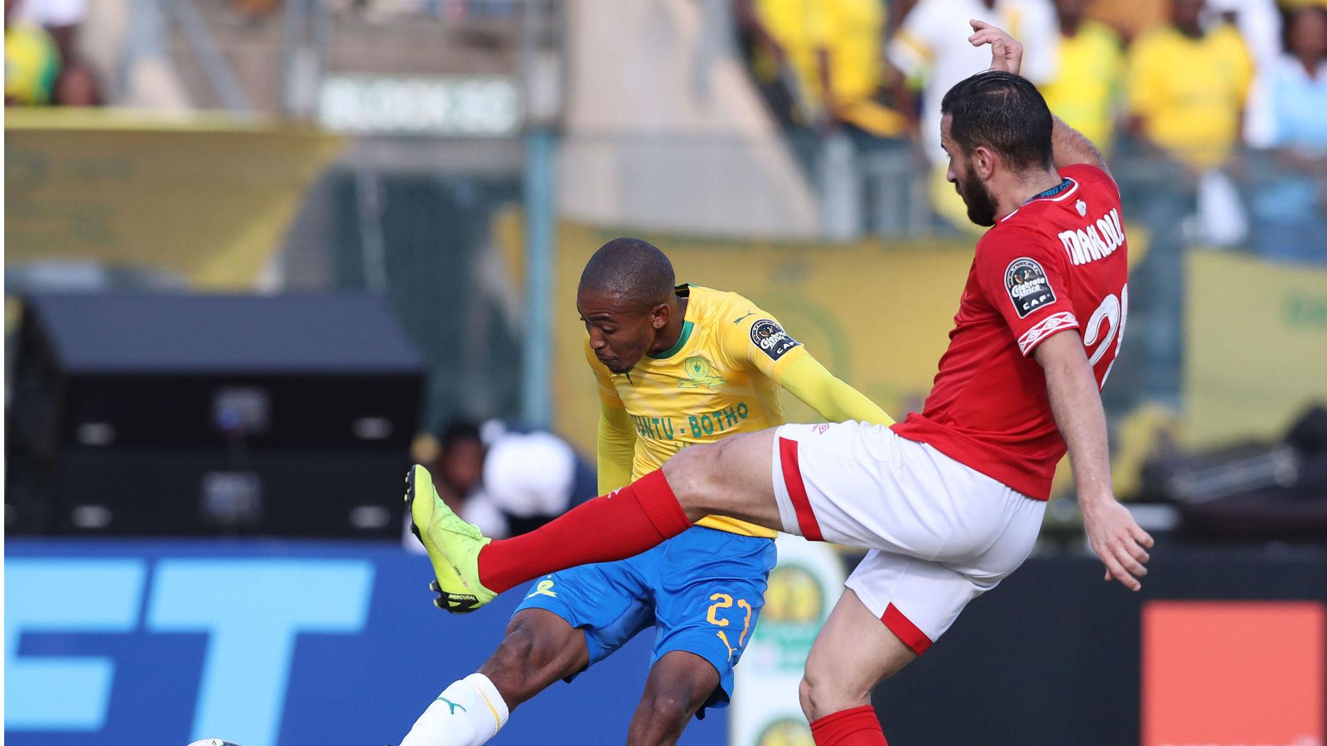 Al Ahly v Mamelodi Sundowns: Kick off, TV channel, live score, squad