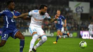 Konstantinos Mitroglou Strasbourg Marseille Ligue 1 15102017
