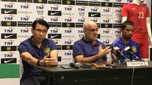 Tan Cheng Hoe, Nelo Vingada, Safiq Rahim, Malaysia, Hong Kong, Asian Cup qualifer