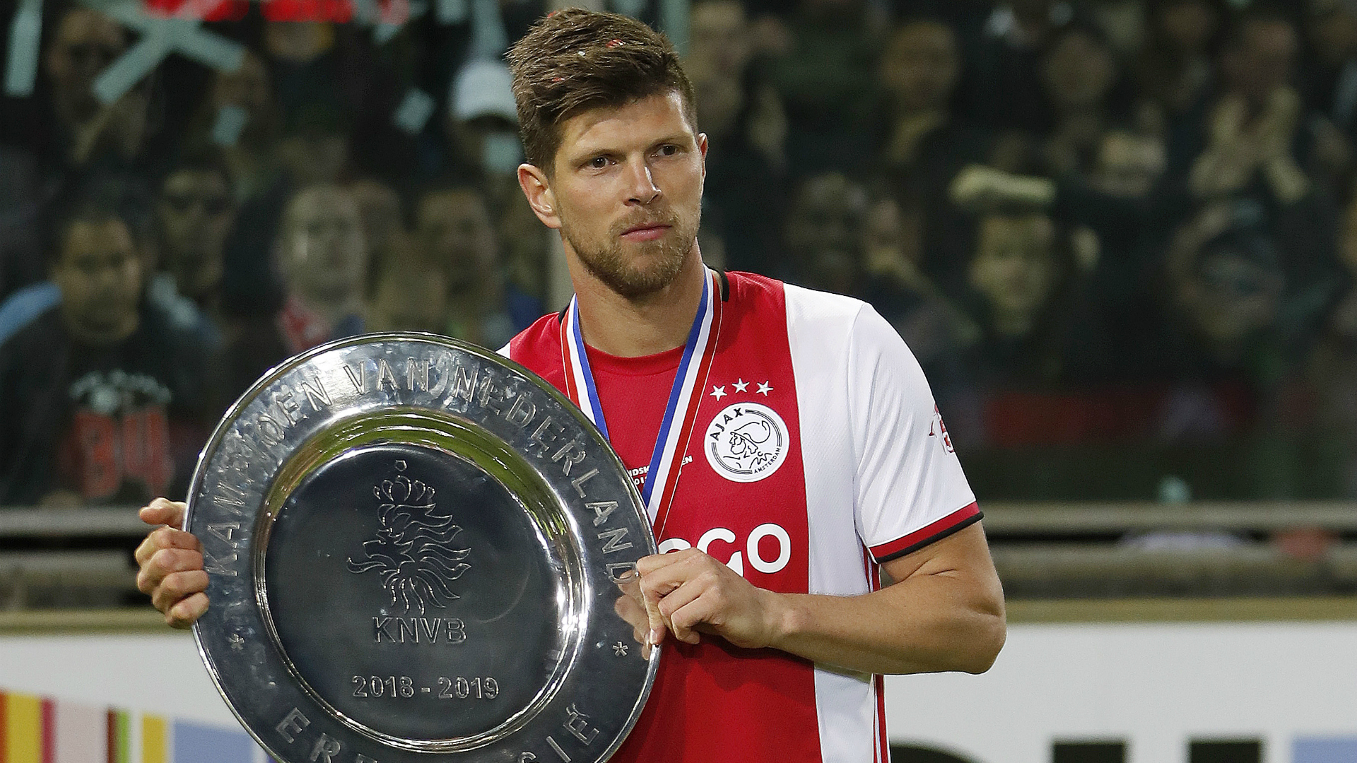 Klaas-Jan Huntelaar Ajax 05152019