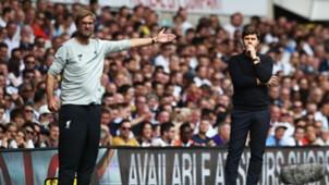 FC Liverpool Tottenham Hotspur Klopp Pochettino 20102017