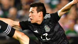 Hirving Lozano Mexico 2019