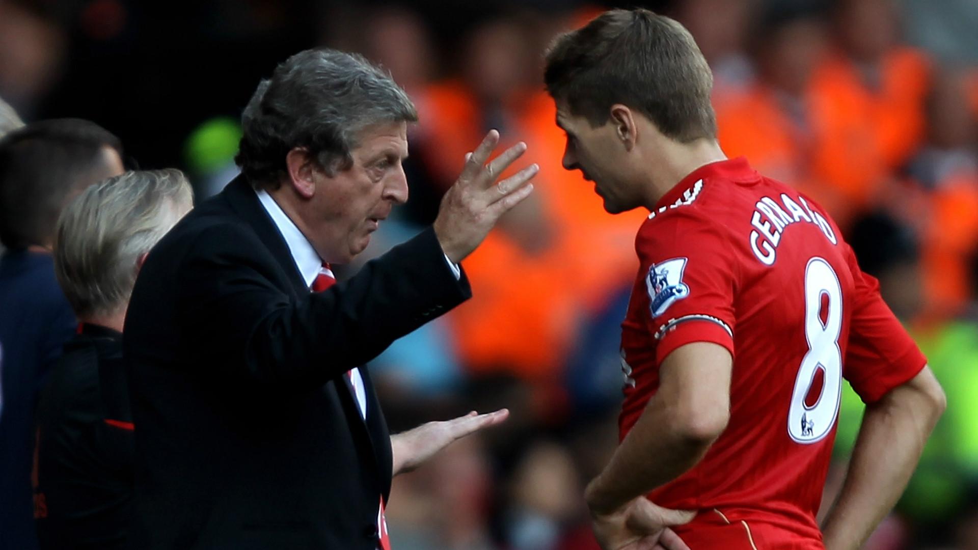 Roy Hodgson Liverpool