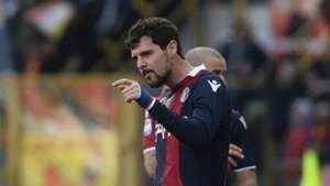 Mattia Destro, Bologna, Benevento, Serie A, 01212018