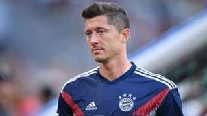 Robert Lewandowski FC Bayern 0718