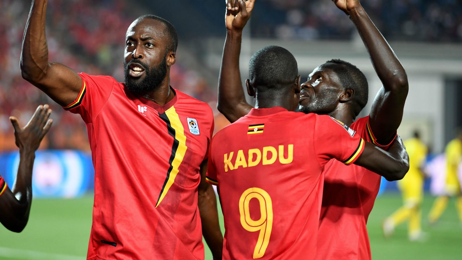 Uganda celebrate 2019