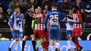 Atletico Madrid Espanyol Liga 22122017