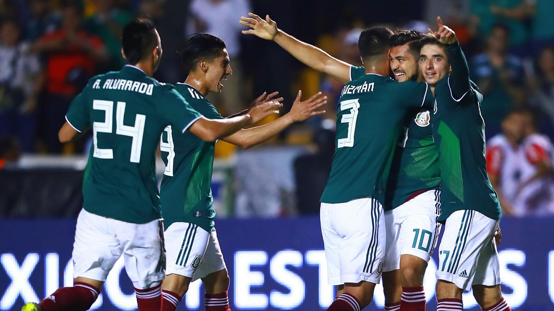 Mexico Goal Costa Rica