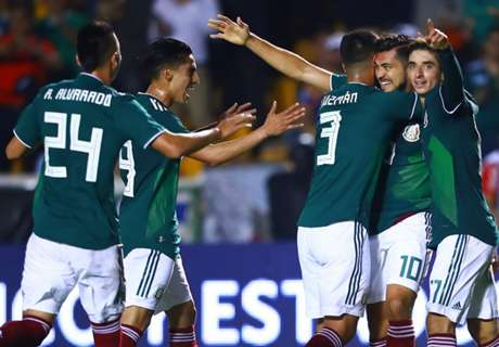 Mexico vs Chile: TV, stream & preview